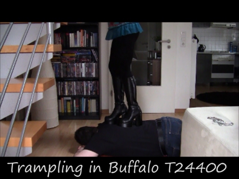 Trampling in Buffalo T24400